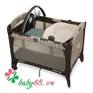 Picture of Giường cũi Graco PNP Reversible Napper & Changer Boden