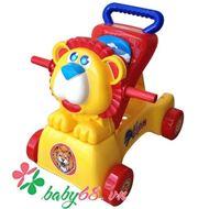 Picture of Xe tập đi, xe chòi chân sư tử K2