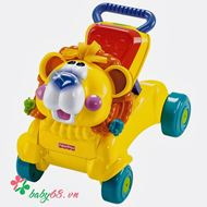 Picture of Xe tập đi sư tử Fisher Price L4511