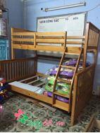 Picture of Giường tầng 1m4 màu vàng (thanh lý)